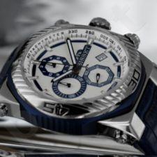 Vyriškas laikrodis BISSET Slot BSCD24TISD05AX