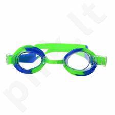Plaukimo akiniai Rucanor Bublles II  Junior 29227 žalia-mėlyna