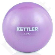 Svorinis kamuolys TONING BALL 1kg