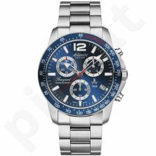 Vyriškas laikrodis ATLANTIC Seasport Chrono 87468.42.51