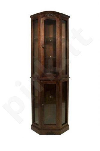 2 durų vitrina 183x64x45,5cm