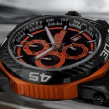 Vyriškas laikrodis BISSET Slot BSCD24TIBR05AX