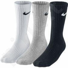 Kojinės Nike Value Cotton 3 poros SX4508-965