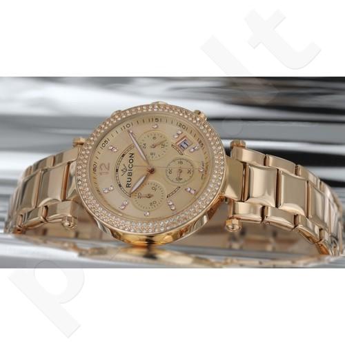 Moteriškas laikrodis RUBICON RNBD04RIRX03AX