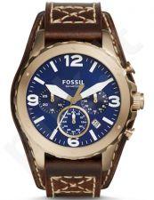 FOSSIL NATE vyriškas laikrodis-chronometras  JR1505