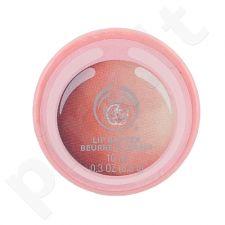 The Body Shop rausvo greipfruto lūpų sviestas, kosmetika moterims, 10ml