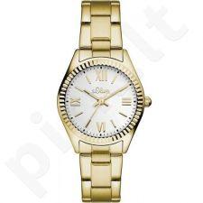 s.Oliver SO-3083-MQ moteriškas laikrodis