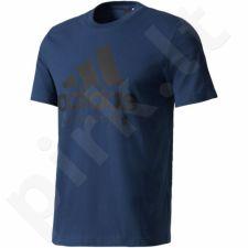 Marškinėliai Adidas Sport ID Branded Tee M BR1044