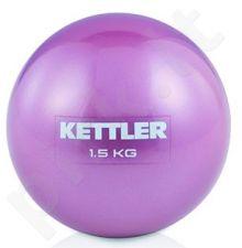 Svorinis kamuolys TONING BALL 1,5kg