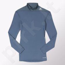Marškinėliai termoaktyvūs Adidas Techfit Base Warm Mock Tee M D82114
