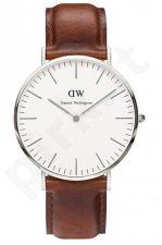 Laikrodis DANIEL WELLINGTON STANDREWS SILVER