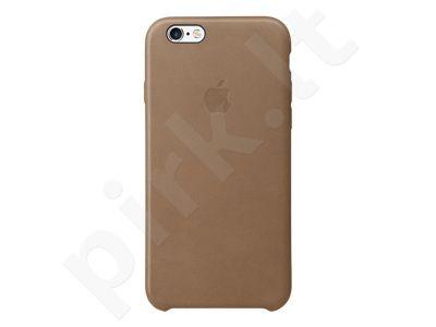 Apple iPhone 6S Odinis dėklas rudas