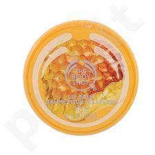 The Body Shop medaus lūpų sviestas, kosmetika moterims, 10ml