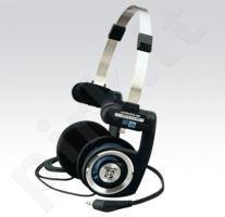 KOSS PORTA PRO Classic kompaktiškai sudedamos portatyvinės ausinės