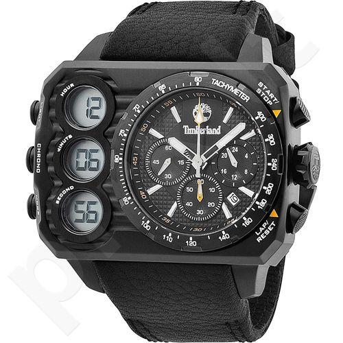 Timberland HT3 TBL.13673JSB/02 vyriškas laikrodis-chronometras