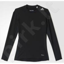 Marškinėliai kompresiniai Adidas Techfit Base Layer Short M AJ5016