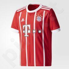 Marškinėliai futbolui Adidas FC Bayern Munchen Junior AZ7954