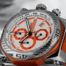 Vyriškas laikrodis BISSET Slot BSCD24TISR05AX