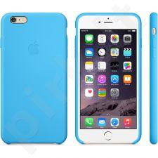 Apple iPhone 6+/6S+ silikoninė nugarėlė mėlyna