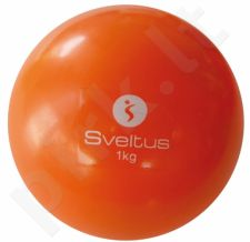 Svorinis kamuolys WEIGHTED BALL 1kg