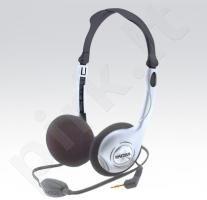 KOSS KTX8 kompaktiškai sudedamos portatyvinės ausinės