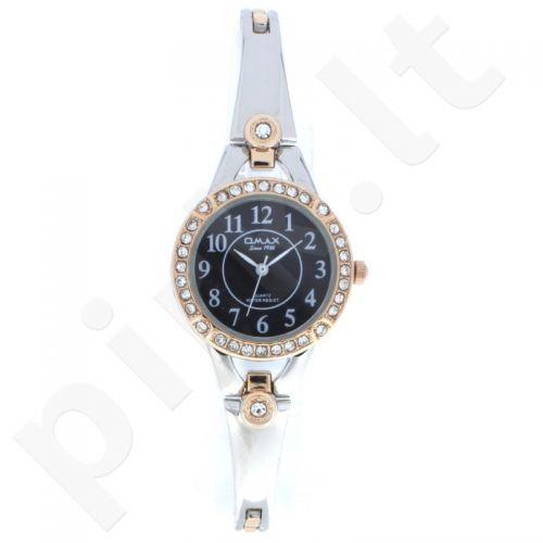 Moteriškas laikrodis Omax 00JES704N002