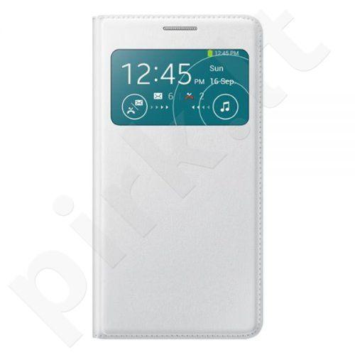 Samsung Galaxy S3 Neo atverčiamas dėklas baltas