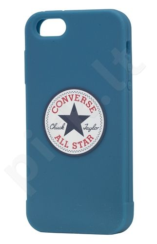 Apple iPhone 5 dėklas CONVERSE Ascendeo mėlynas