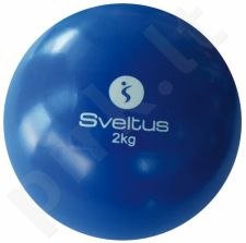 Svorinis kamuolys WEIGHTED BALL 2kg