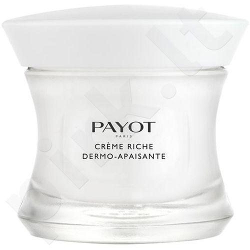 Payot Creme Riche Apaisante Comforting Nourishing Care, 50ml, kosmetika moterims