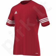 Marškinėliai futbolui Adidas Entrada 14 F50485