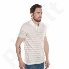 Marškinėliai Reebok EL Stripe Polo M B86006