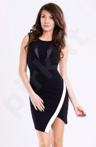 Emamoda suknelė - juoda 11006-1