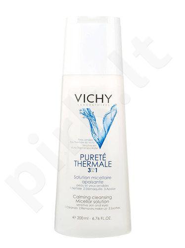 Vichy Purete Thermale 3in1 miceralinis vanduo veidui, kosmetika moterims, 200ml