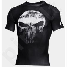 Marškinėliai kompresiniai Under Armour Alter Ego Punisher M 1255039-002