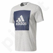 Marškinėliai Adidas Essentials Big Box Logo Tee M S98725