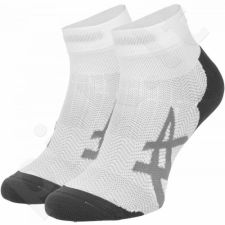 Kojinės bėgimui  Asics Cushioning Sock Running 2pak 130886-0001