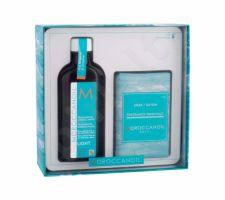 Moroccanoil Light, Treatment, rinkinys plaukų aliejus ir serumas moterims, (plaukų Oil 100 ml + muilas Body Fragrance Originale 200 g)