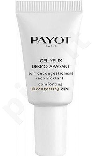 Payot Gel Yeux Apaisant Decongesting Eye Care, 15ml, kosmetika moterims