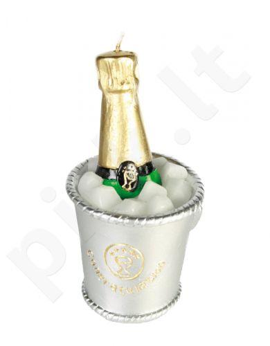 """Žvakė """"Šampano butelis"""""""