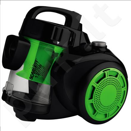 Scarlett SC-VC80C09R Vacuum cleaner, Green