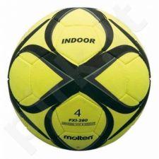 Futbolo kamuolys indoor FXI-281 veliūr. 4d.