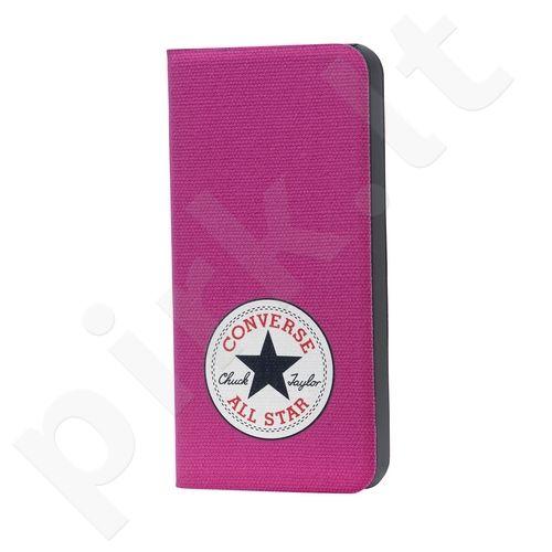 Apple iPhone 5 dėklas CONVERSE Ascendeo rožinis