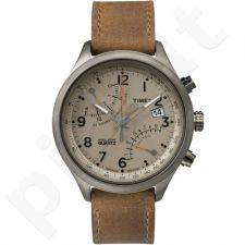 Timex Intelligent Quartz TW2P78900 vyriškas laikrodis-chronometras