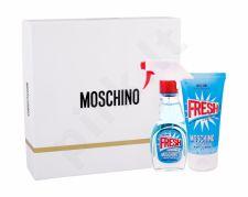 Moschino Fresh Couture, rinkinys tualetinis vanduo moterims, (EDT 30 ml + kūno pienelis 50 ml)