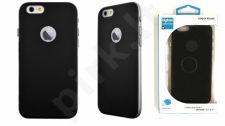 Apple iPhone 6 dėklas COQUE Bigben juodas/sidabrinis
