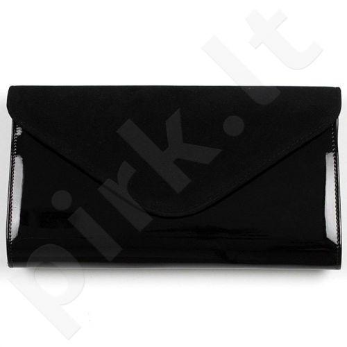 Delninė FELICE Clutch F10 juoda