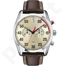 Ferrari D 50 0830174 vyriškas laikrodis-chronometras