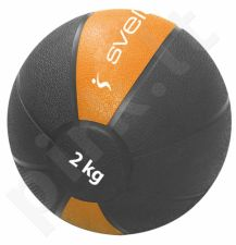 Svorinis kamuolys MEDICINE BALL 2kg