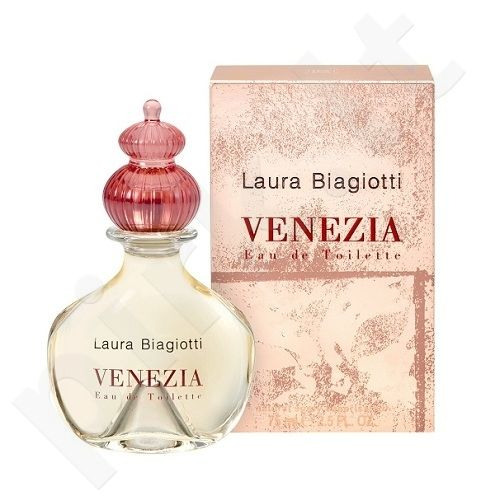 Laura Biagiotti Venezia 2011, tualetinis vanduo (EDT) moterims, 50 ml